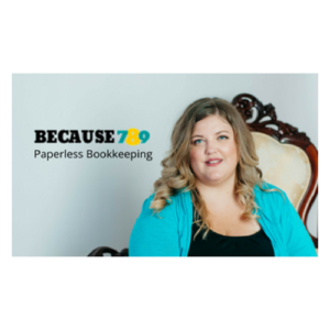 Because789 Paperless Bookkeeping - Microbusiness Training Center