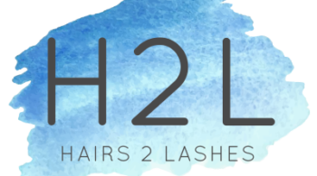 Kim Ngo - Hairs2lashes logo